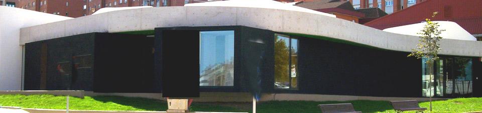 Carga mortero proyectado, fachadas, interiores